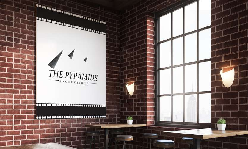 The Pyramids Branding - Mj Design Center