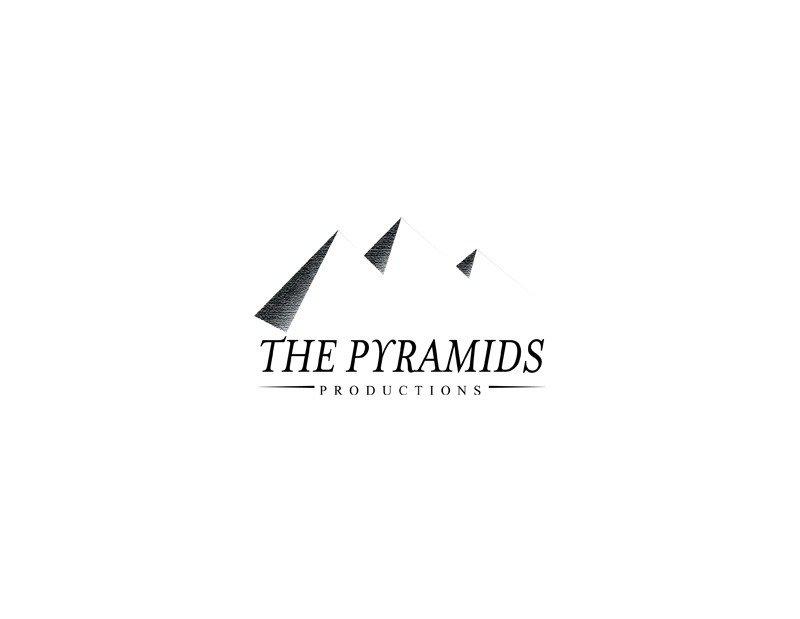 The Pyramids Logo - Mj Design Center