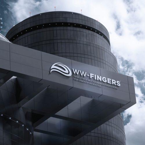 WW Fingers Logo- MJ Design Center