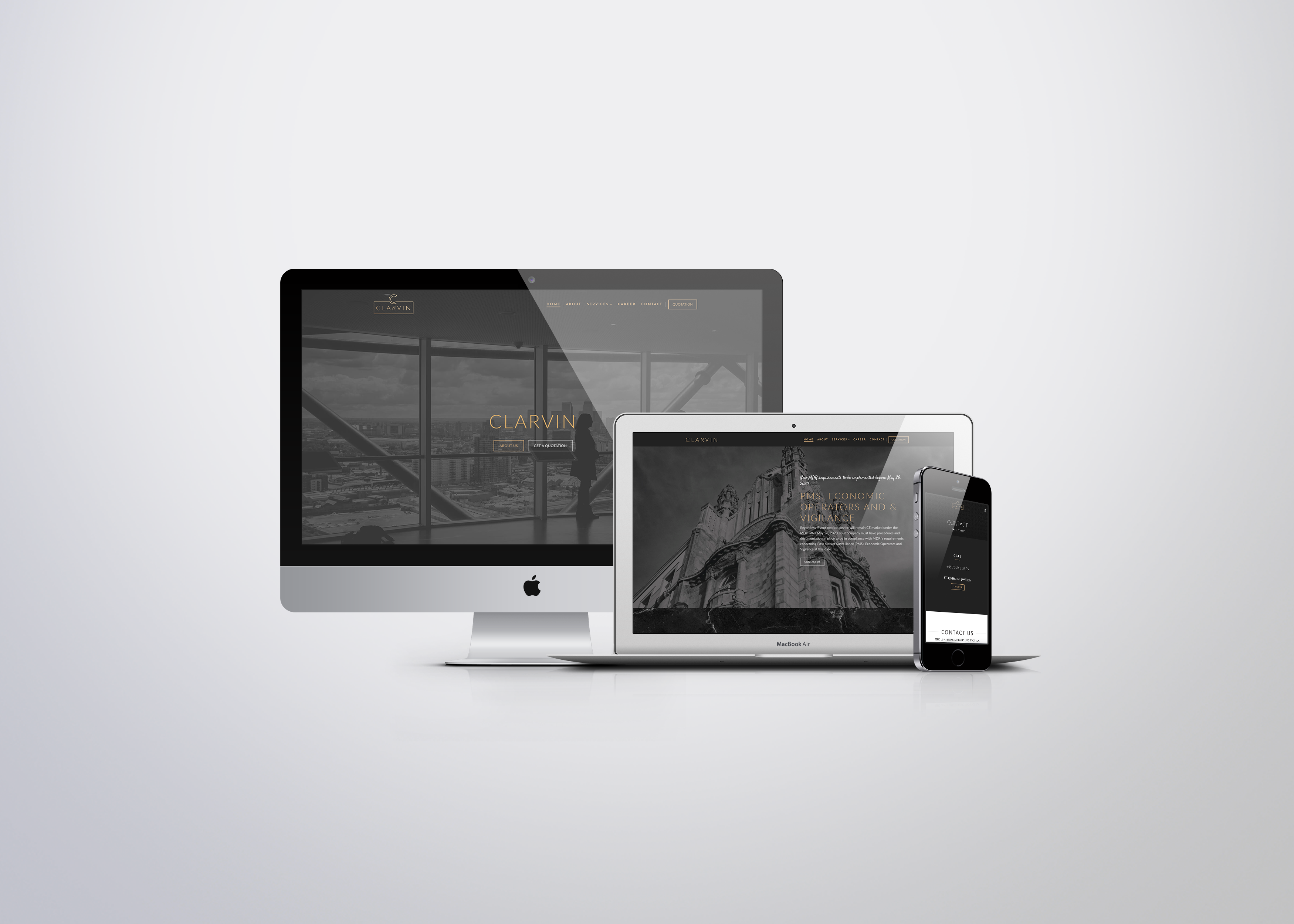 CLARVIN iMac & mackbook - Mj Design Center
